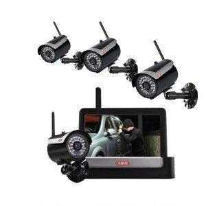 "7"" Video Surveillance Set Touch & App ABUS TVAC16000B"