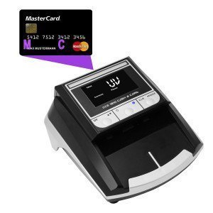 MFD010 Cash & Card Electronic Counterfeit Detector