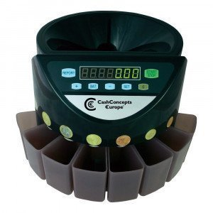 CC01 Coin Counter and Sorter CCE 400