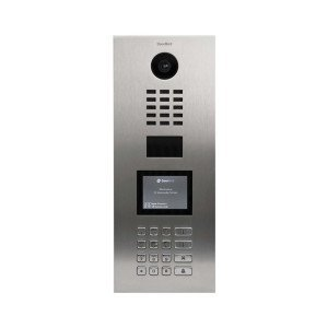 D21DKV IP Video Door Station, For multi-tenant buildings with up to 100 units