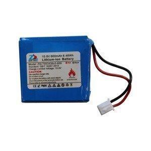 Επαναφορτιζόμενη μπαταρία για μηχανές ανίχνευσης πλαστότητας CCE 112-1