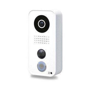 D101 IP Θυροτηλεόραση Λευκό