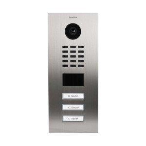 D2103V IP Θυροτηλεόραση,για πολυκατοικίες (μέχρι 3 κουδούνια)